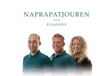 Hemsida Naprapatjouren - Eliasons