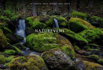 Hemsida Naturevent Sixtorp