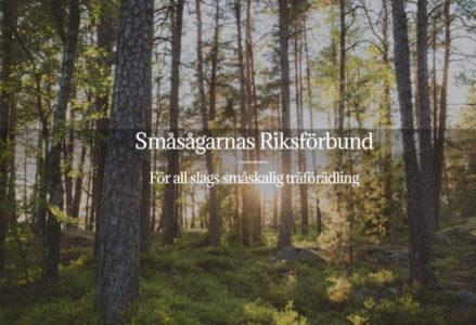 Hemsida Småsågarnas Riksförbund
